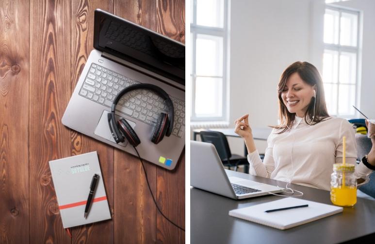 hablamos de las ventajas de escuchar música en el trabajo